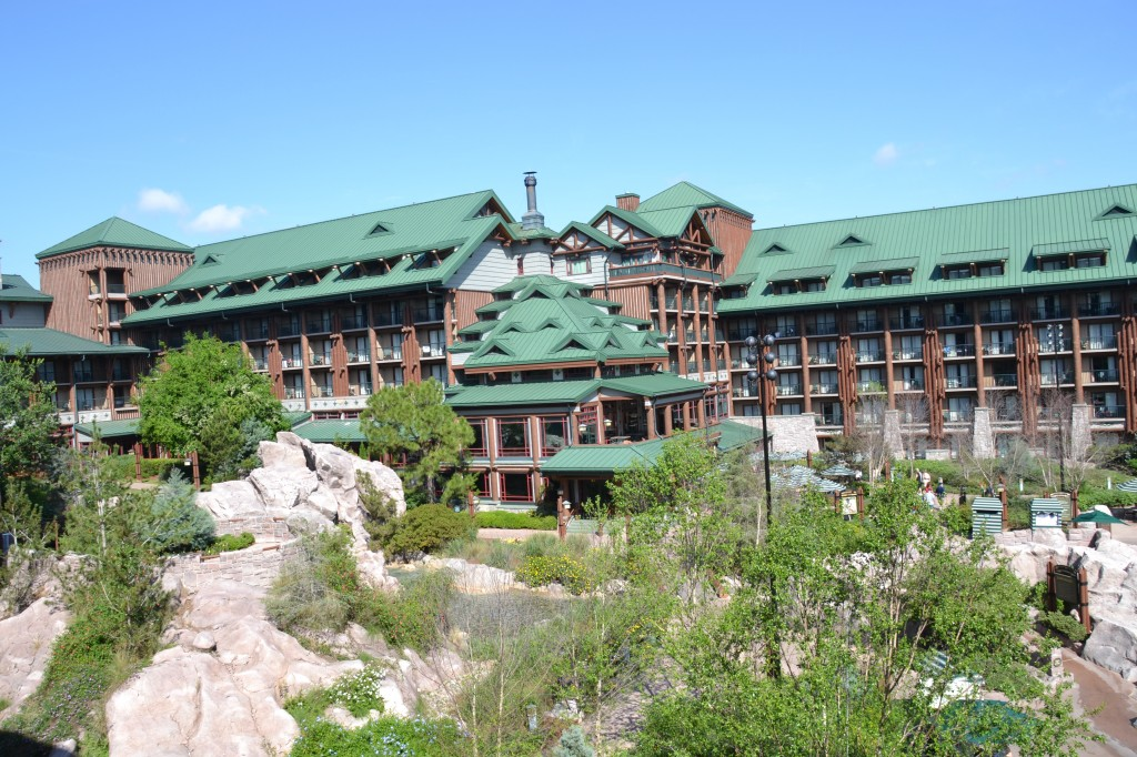 Wilderness Lodge – Walt Disney World, Florida