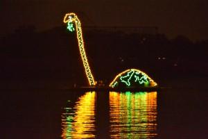 Electrical water parade Disney World