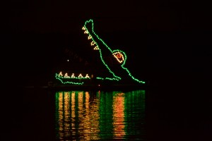 Electrical water pageant Disney World