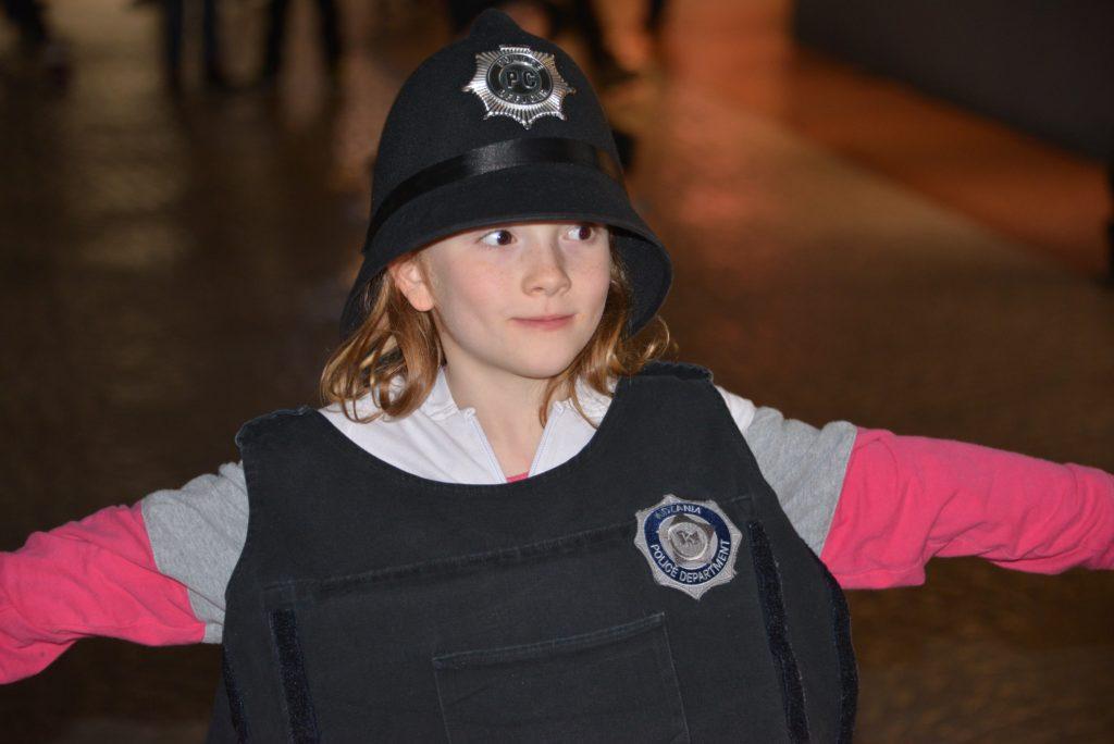 Police Experience KidZania
