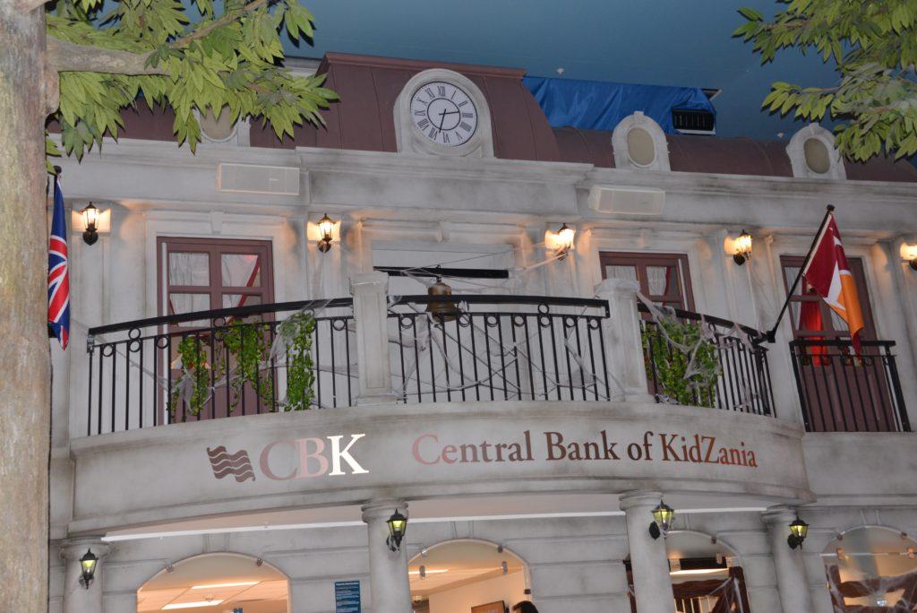 KidZania Bank