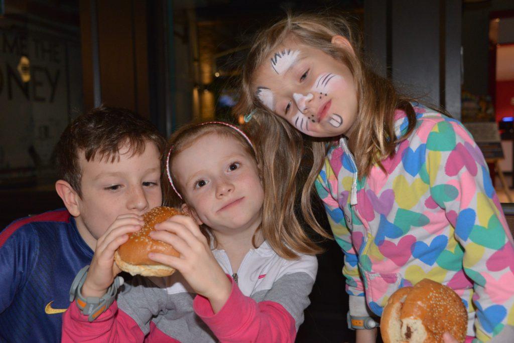 Gourmet Burger Kitchen at KidZania